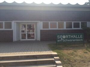 Sporthalle Schwanteich