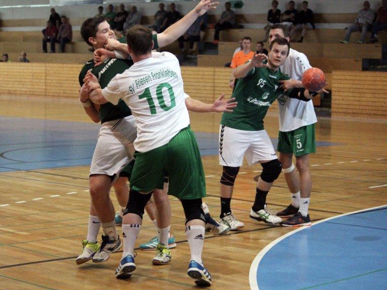 Grün Weiß Piesteritz Handball